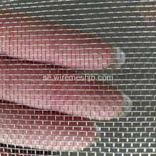 Plain Weave Aluminium Wire Mesh För Insect Screen